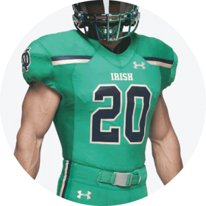 4fdb26951 Men's Football Team Jerseys. Build Custom Printed Football Uniforms ...