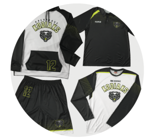 Custom Sublimated Jerseys and Team Uniforms | Team Gear